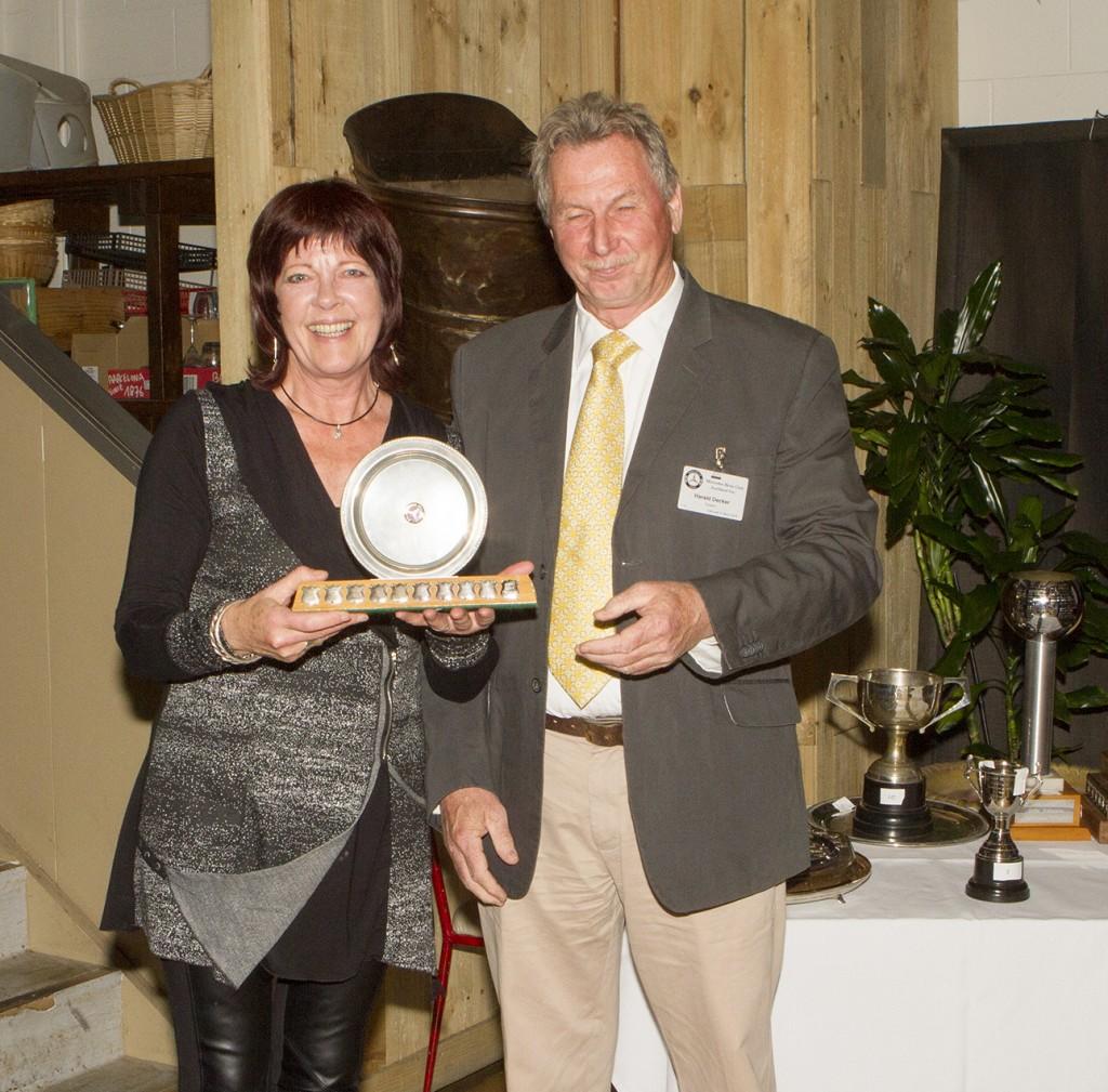 Alison - Committee Merit Award