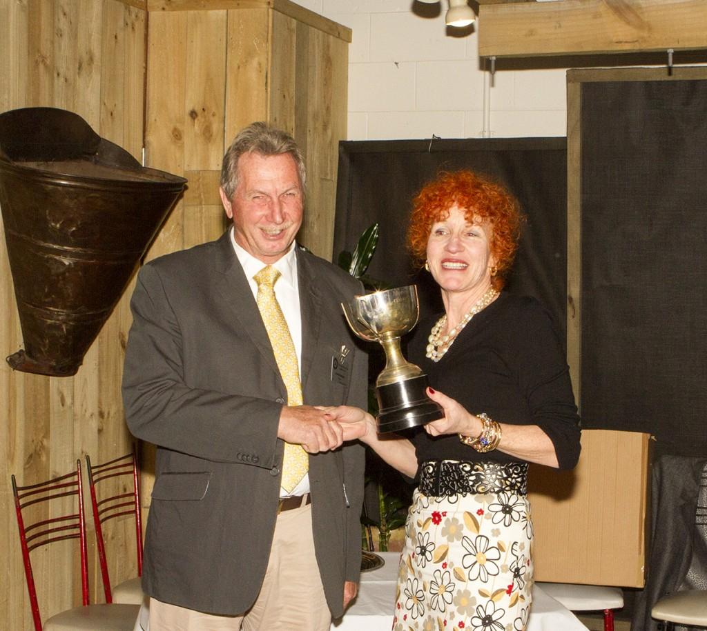 Barbara - Queenin Trophy