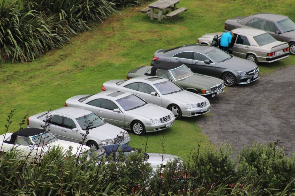 Carpark never looked so good!