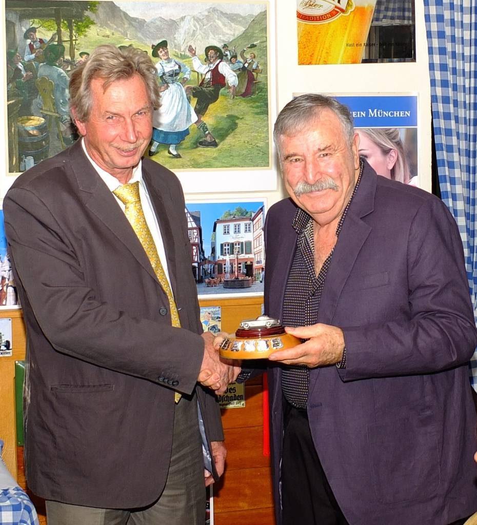 Garry Concours Winner