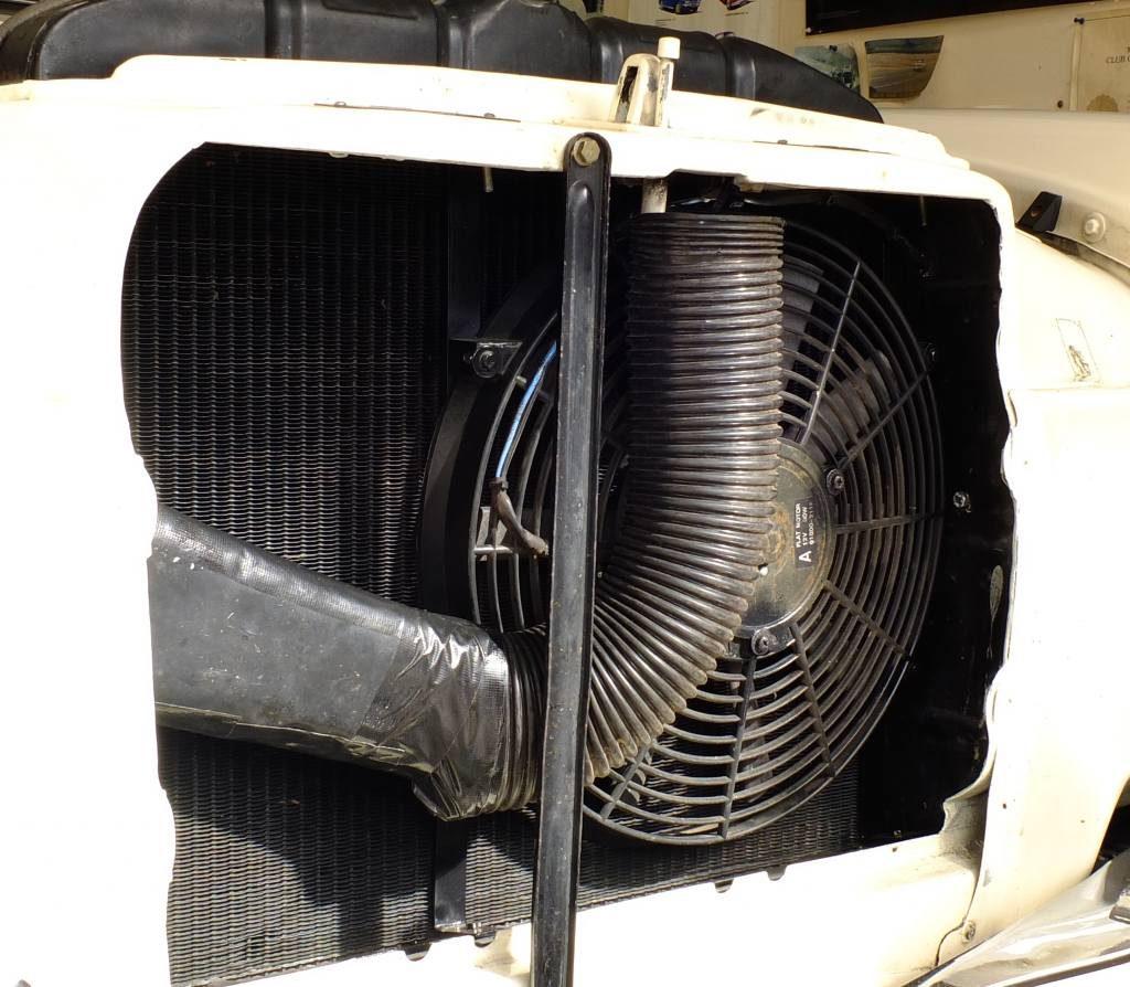 Air intake extension