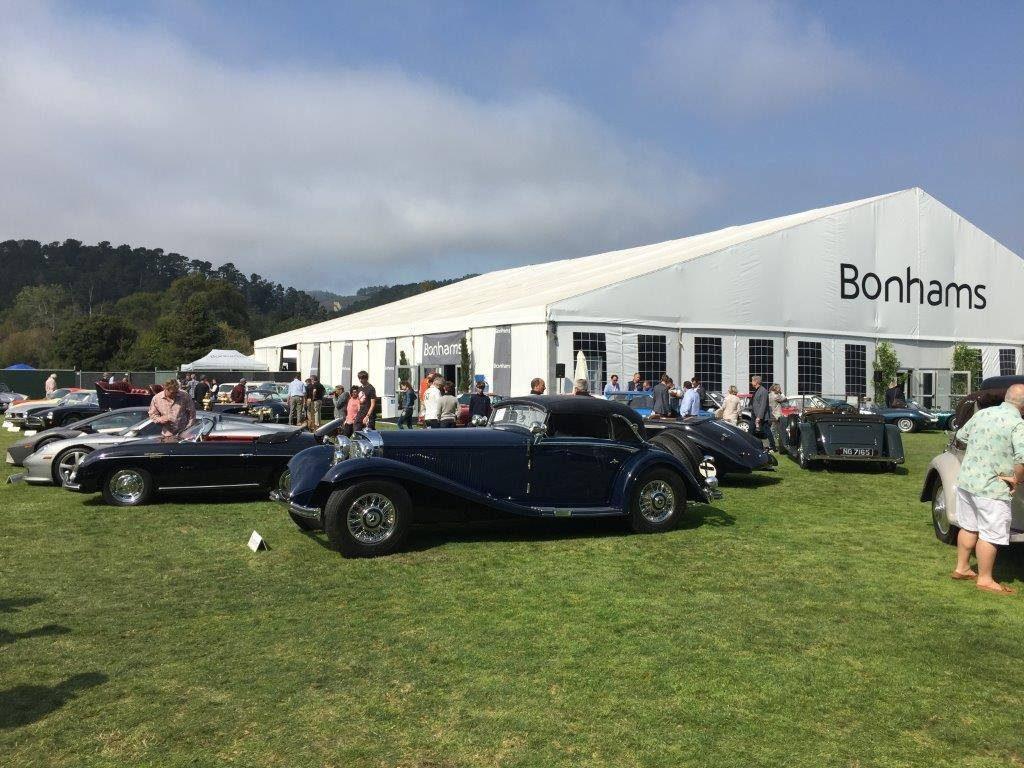 Bonham's auction