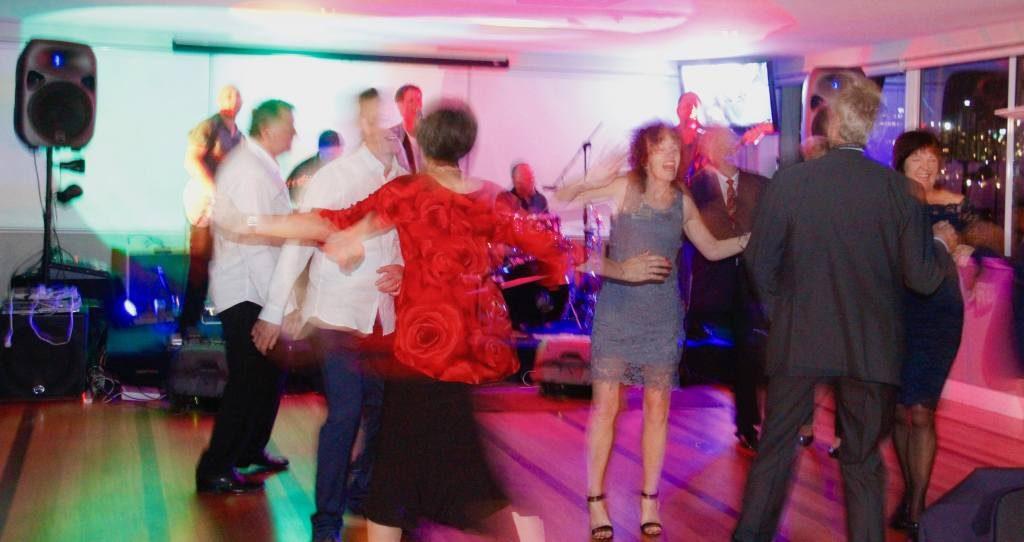 Dancing...