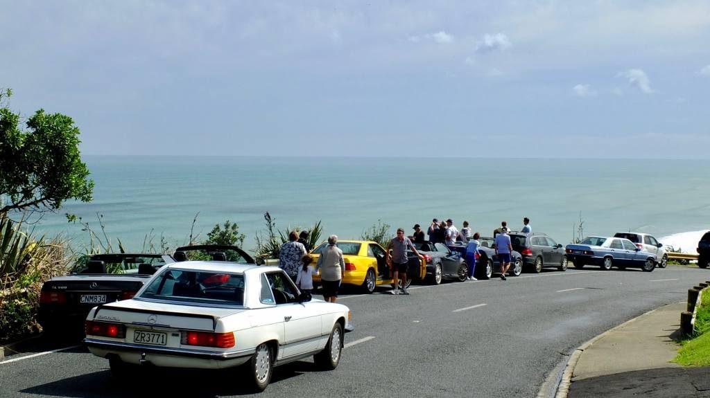 Tasman Sea views