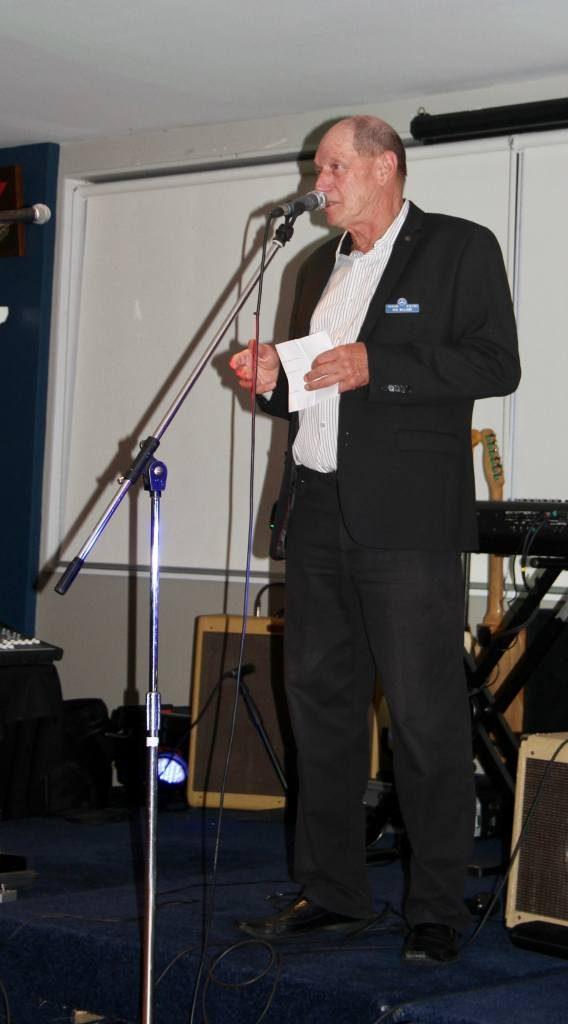 Ken Williams, foundation member