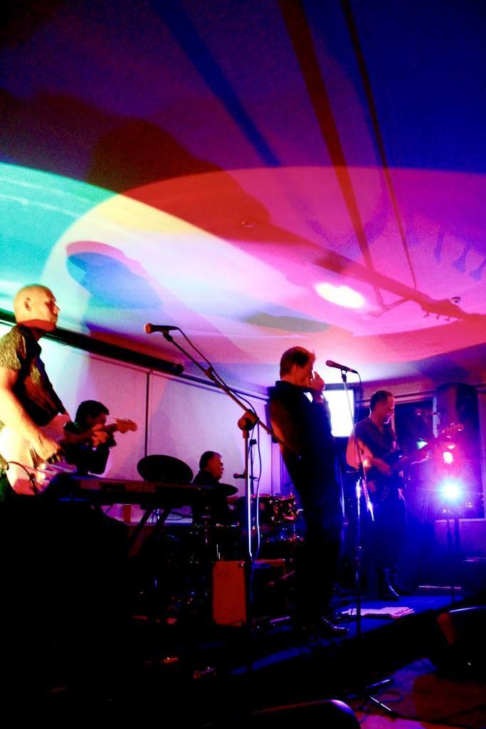 DCODA - great band