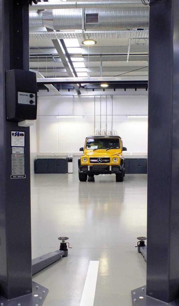 Workshop G Wagon