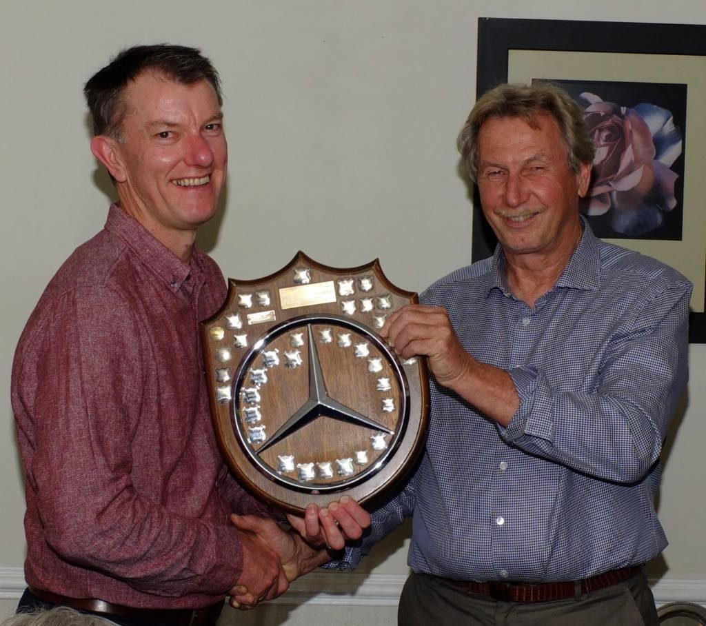 Greg Lokes, Clubman Trophy