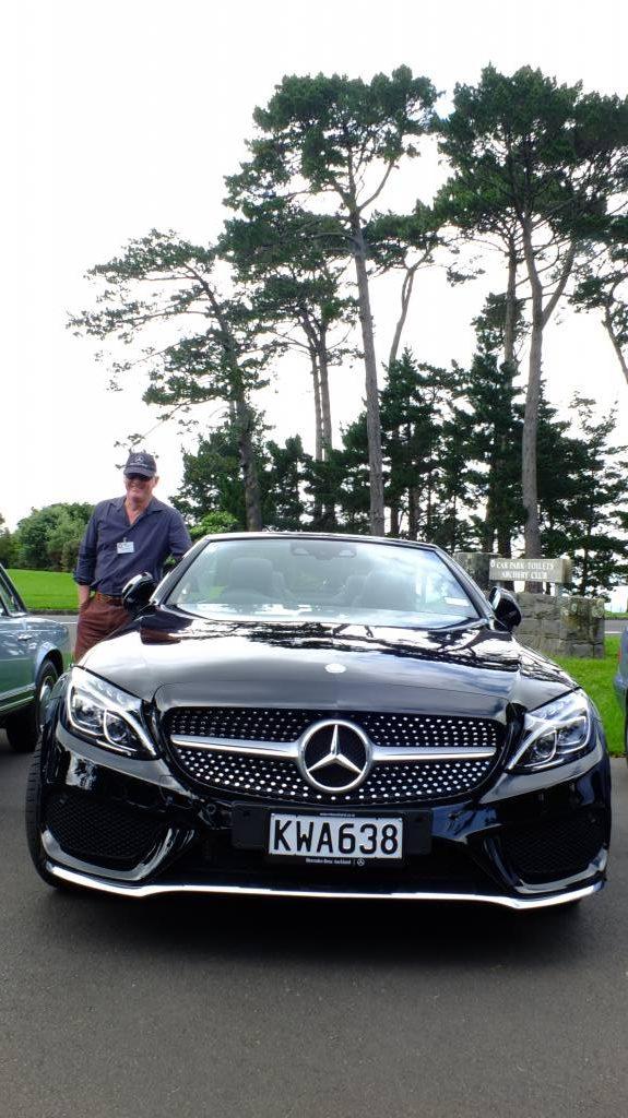 Chris & Angelique's prize drive