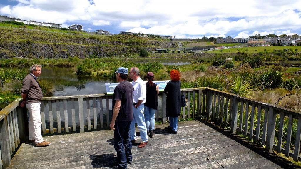 Stonefields wetlands