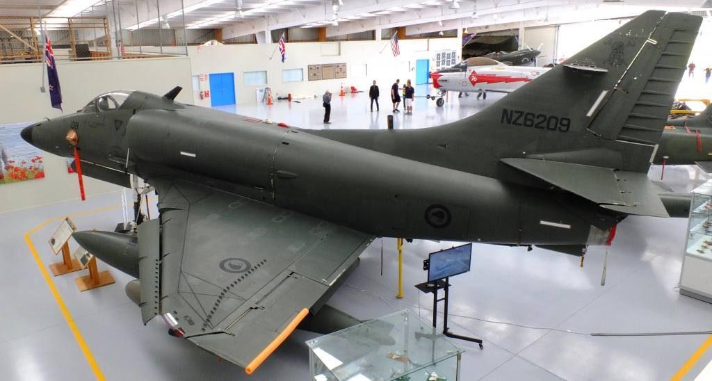 Skyhawk A-4K